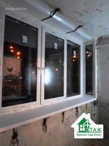 Балконы и лоджии: цены на остекление всеми способами