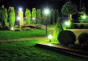 Благоустройство дачного участка: от уборки до освещения