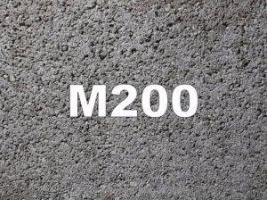 Бетон М 200 в современном строительстве: характеристики и области применения