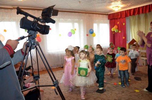 Профессиональная видеосъёмка детских утренников