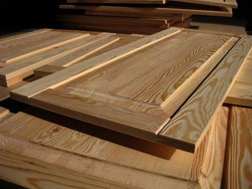Мебельные фасады из древесного массива
