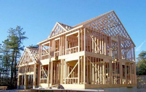 Основные свойства каркасных домов