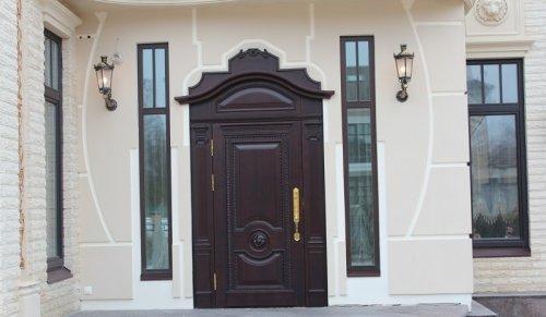 Как выбрать входную дверь в квартиру и коттедж