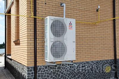 Особенности выбора и стоимость установки воздушного теплового насоса