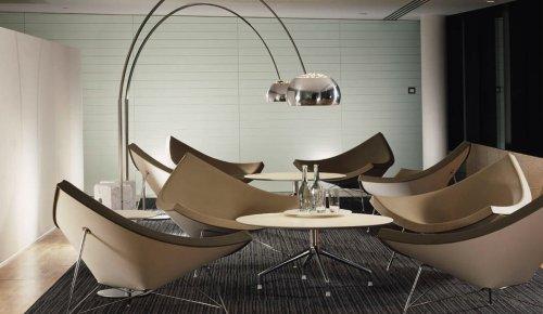Дизайнерская мебель и освещение - важные акценты