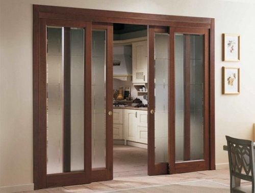 Скрытые раздвижные двери – удобно, качественно и долговечно
